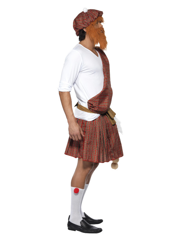 Well Hung Highlander Costume (On Hanger)