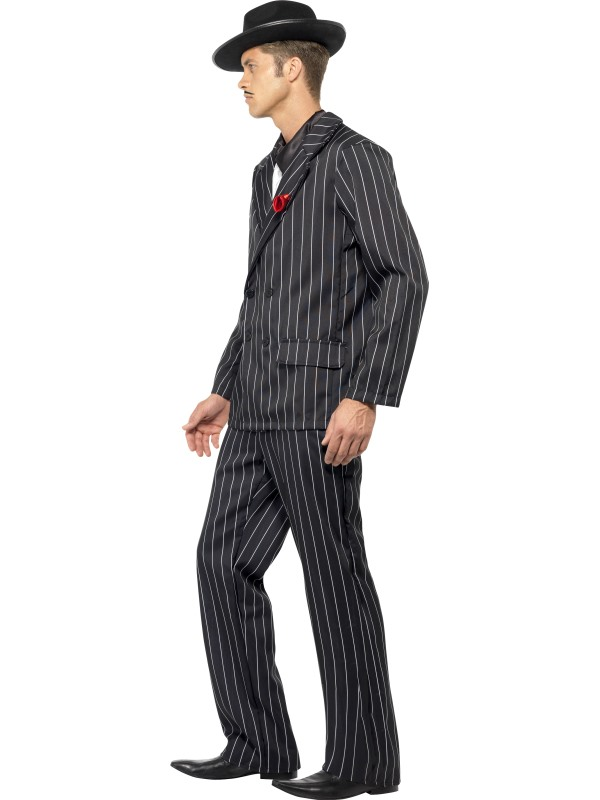 Zoot Suit Costume, Male
